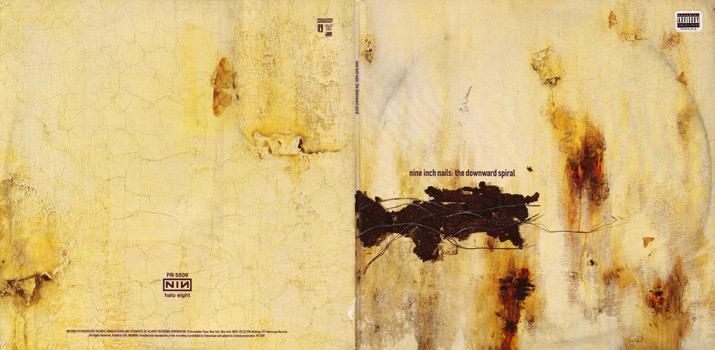 nincatalog.com - the downward spiral (US vinyl 12)Nine Inch Nails The Downward Spiral Artwork